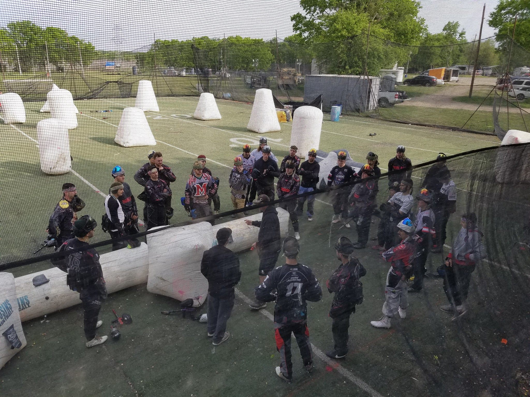 Paintball Dallas Captains Meeting