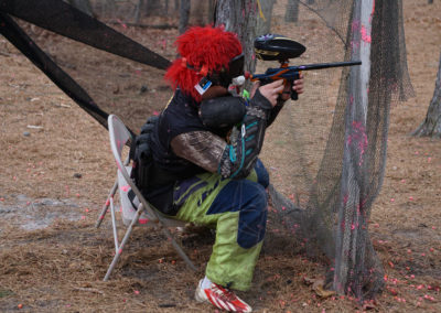 Paintball NJ Clowns Rule