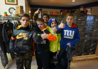 Paintball NJ Cool Kids