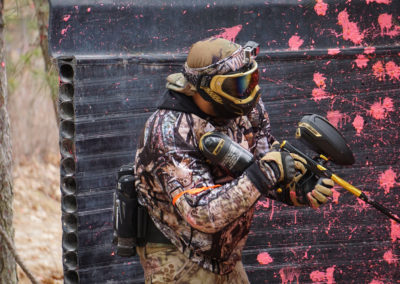 Paintball NJ Fancy Paintball Gun