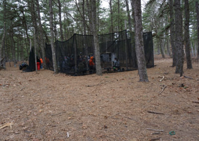 Paintball NJ Safety Netting