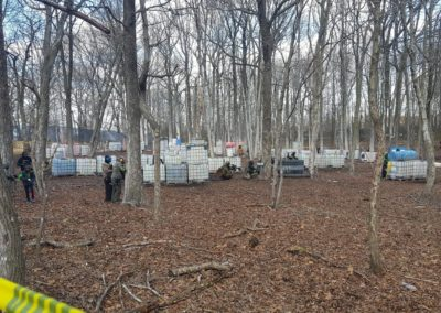 Staten Island Paintball Crate Field