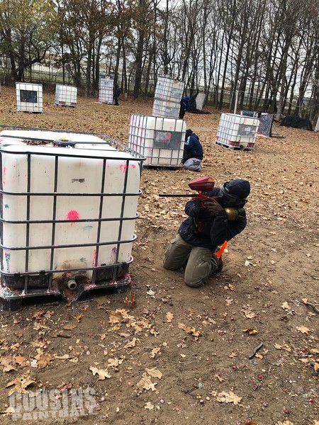 Staten Island, NY paintball strategy